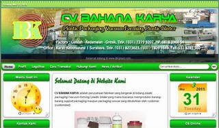 Company Profile Pabrik Plastik