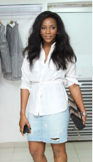 Genevieve Nnaji new pictures