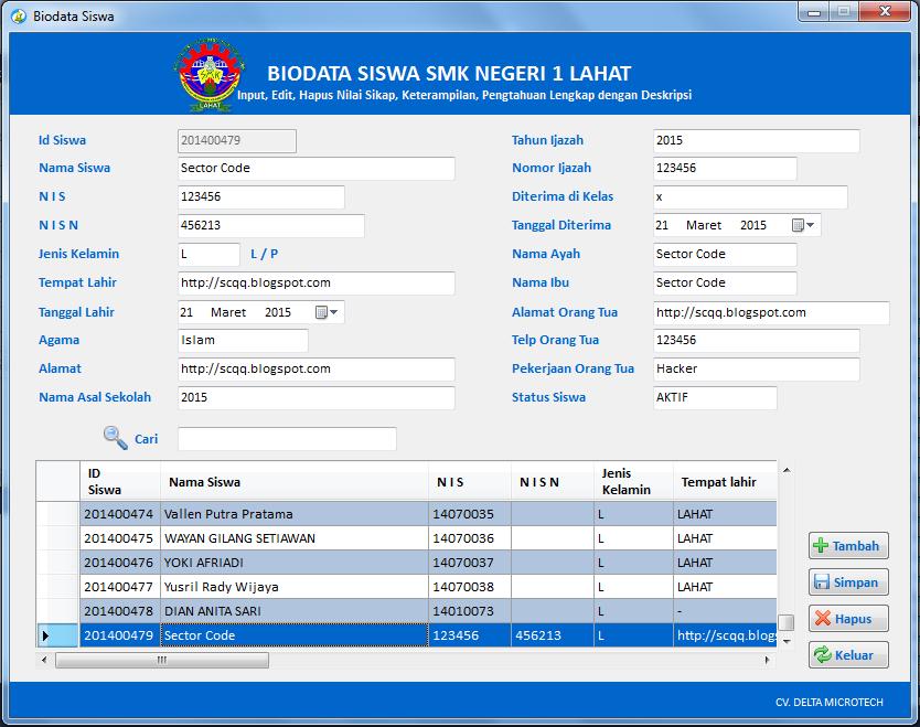 Tutorial Vb.Net : Menampilkan data dari Database MySql ke DataGridView