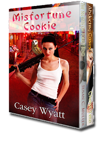 A Romantic Suspense Trio