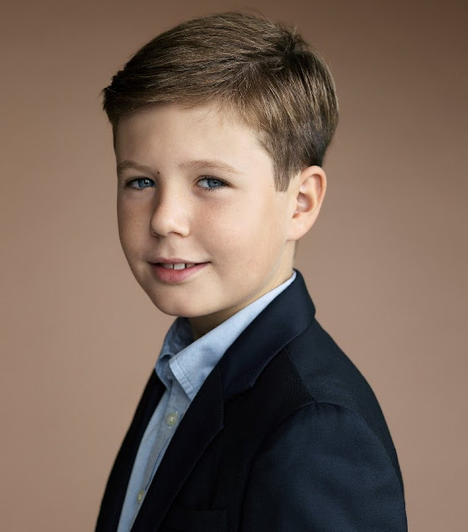 Christian Valdemar Henri John was born on October 15, 2005 as the eldest of the four children of Crown Prince Frederik and Crown Princess Mary