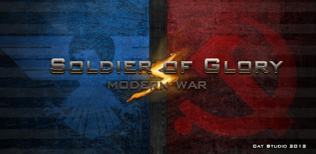 Soldiers of Glory: Modern War v1.2.8 Apk Mod [Free Shopping]