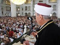 Hutbe Vaaz Vaiz İmam Cami Cemaat Toplu Dua