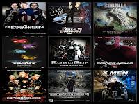 Daftar Film Terbaru 2014 Bioskop Barat Box Office Hollywood Terbaik 2014