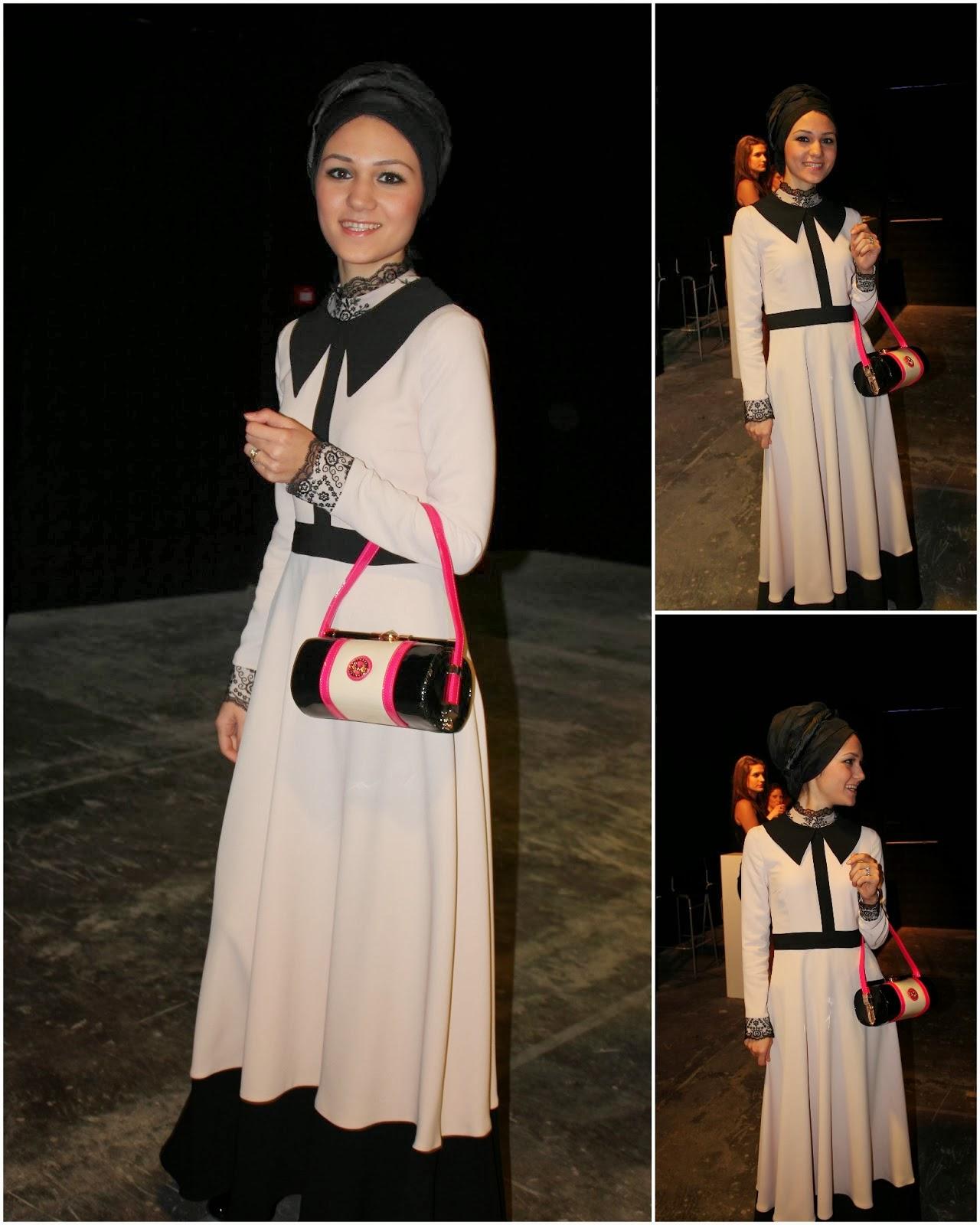 Hijab Style Gonul Kolat Designer Asal Turki