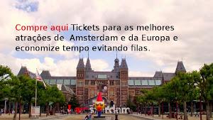 Ingressos On-line Museus e atrações Amsterdam