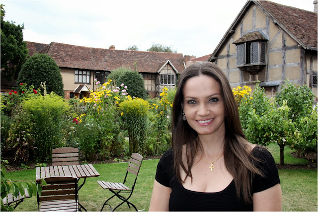 Jardins, Casa de William Shakespeare,