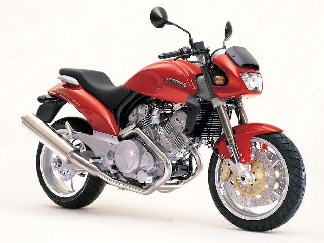 Voxan Roadster Motorbike