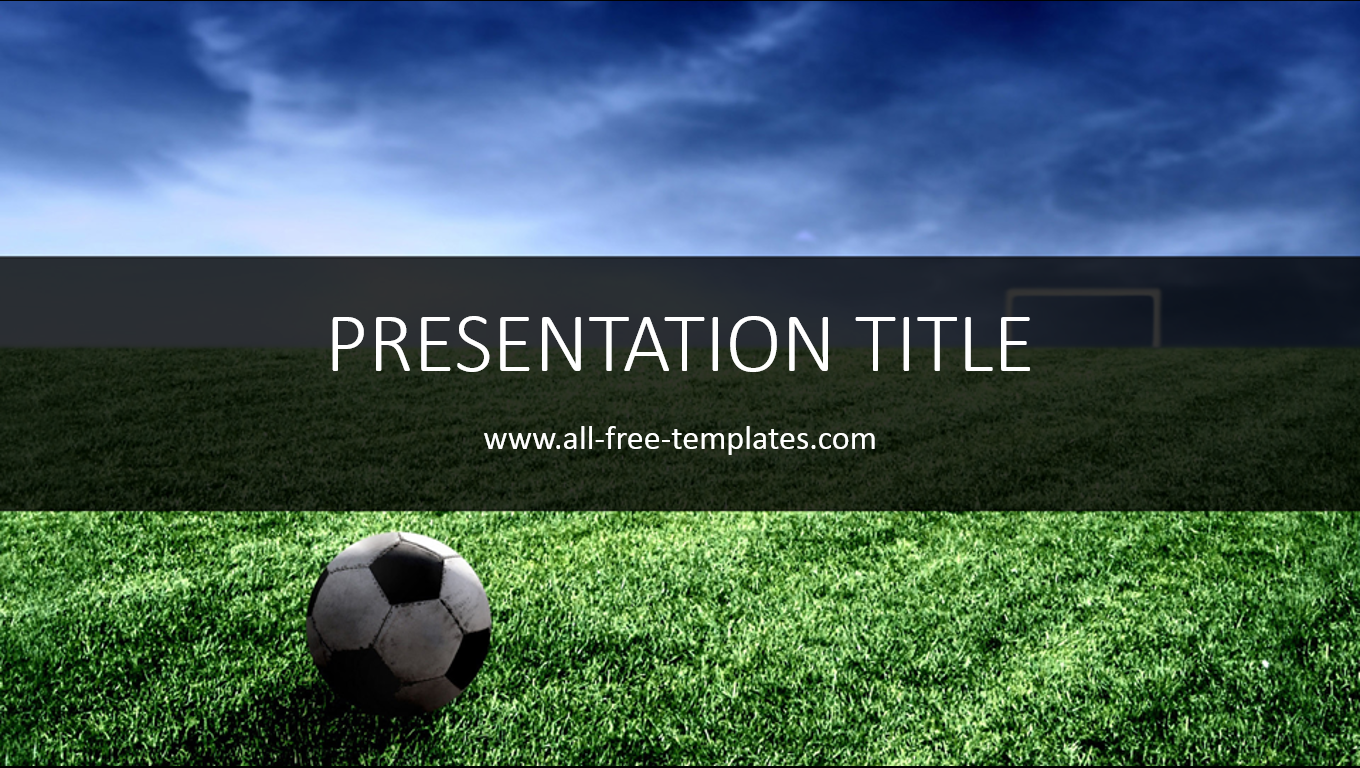 Football Powerpoint Template Mandegarfo
