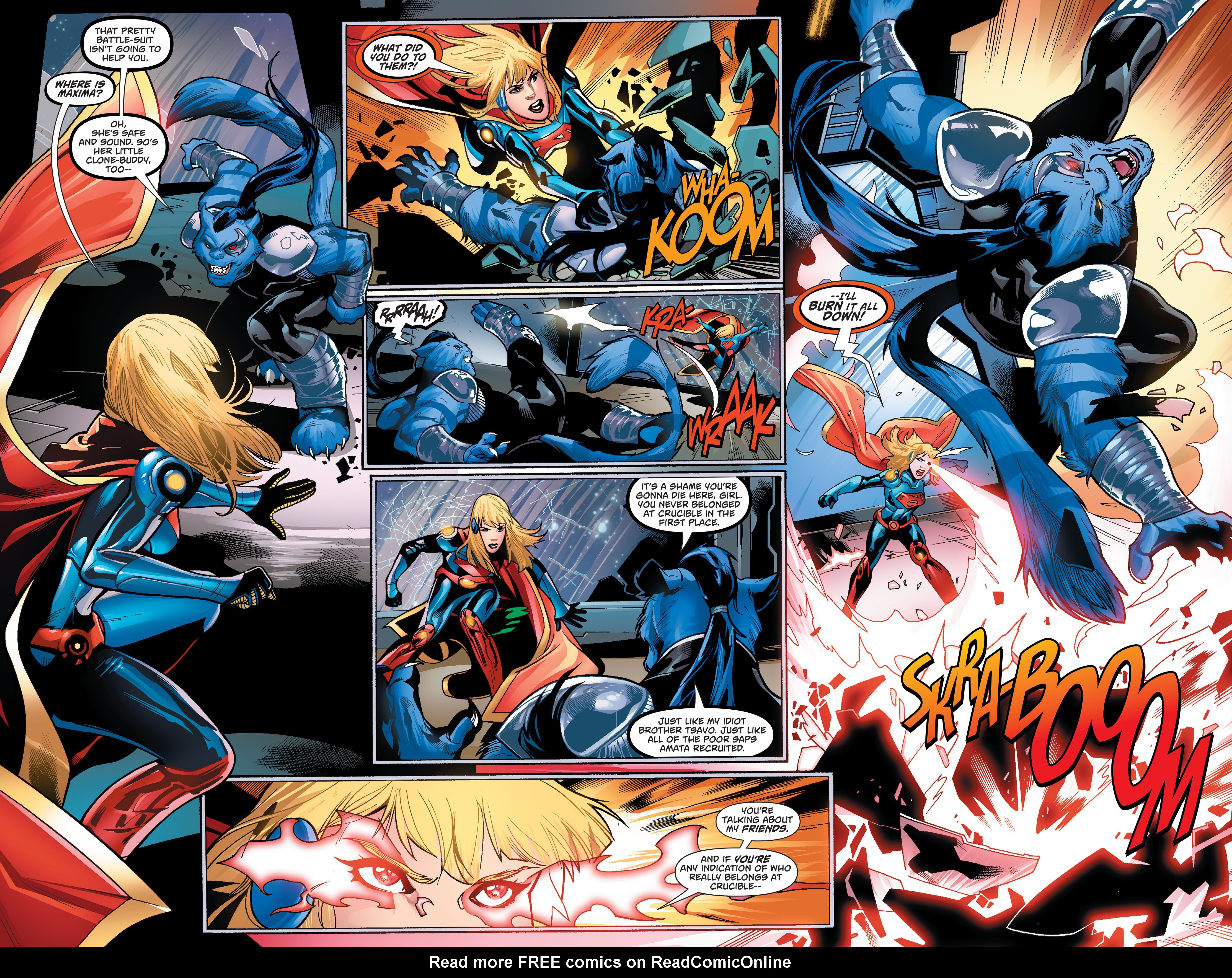 Supergirl (2011) Issue #39 #41 - English 15