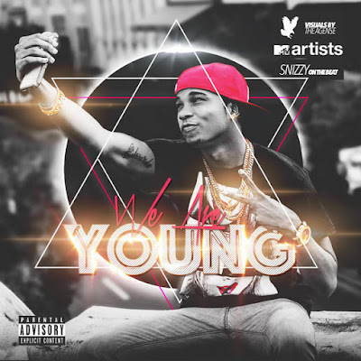 Kyle Edwards - We Are Young - EP Cover