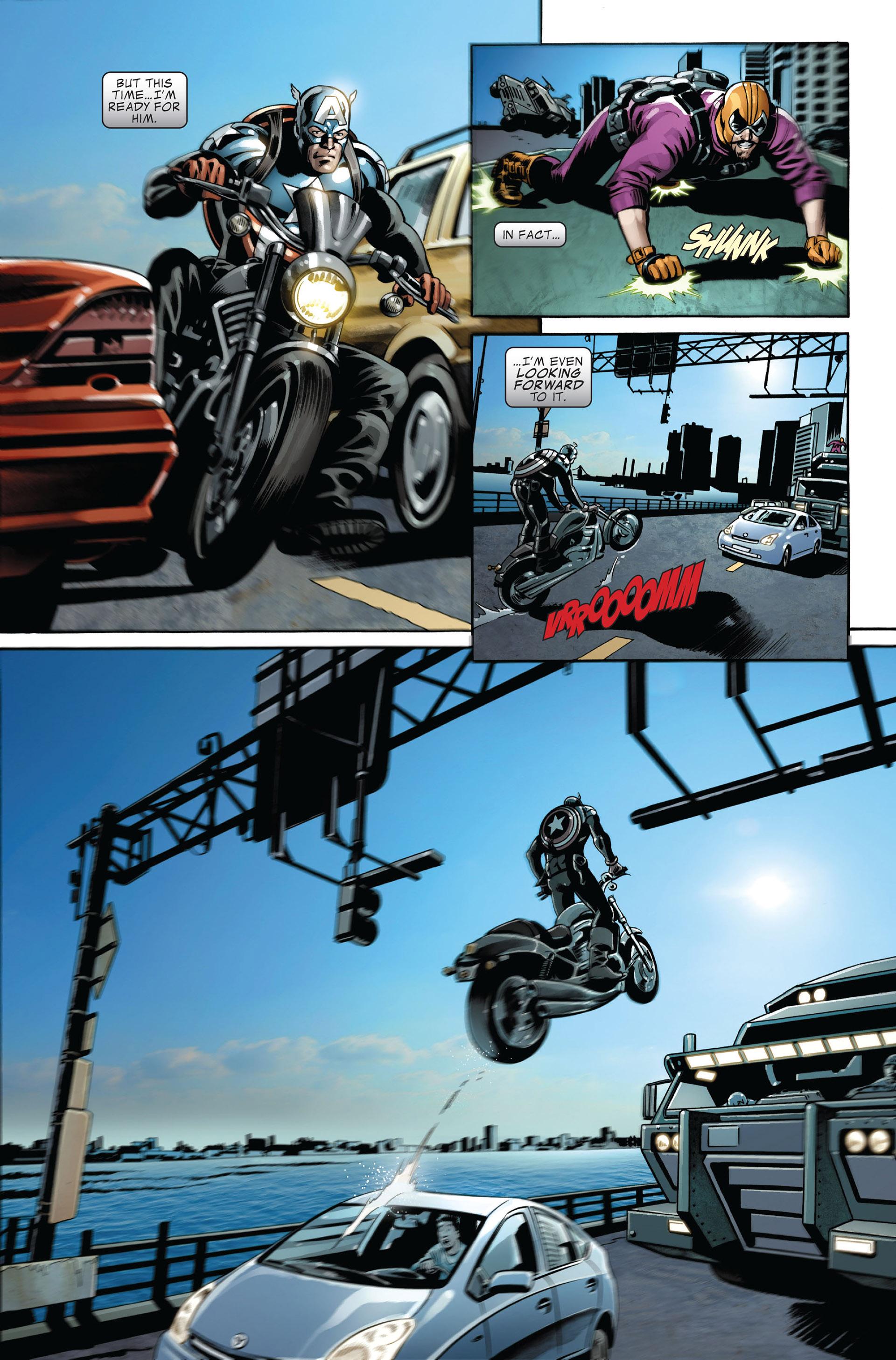 Captain America (2005) Issue #44 #44 - English 17