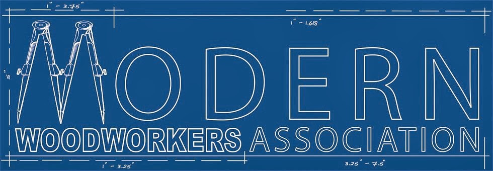 Proud member of the Modern Woodworkers Association