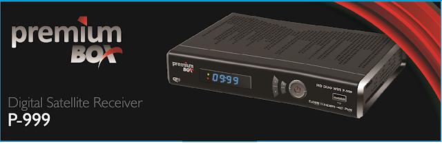 NOVA ATUALIZAÇÃO PREMIUMBOX P999 HD . DATA: 13/11/2013. P+999+HD+SKS++IKS+WIFI