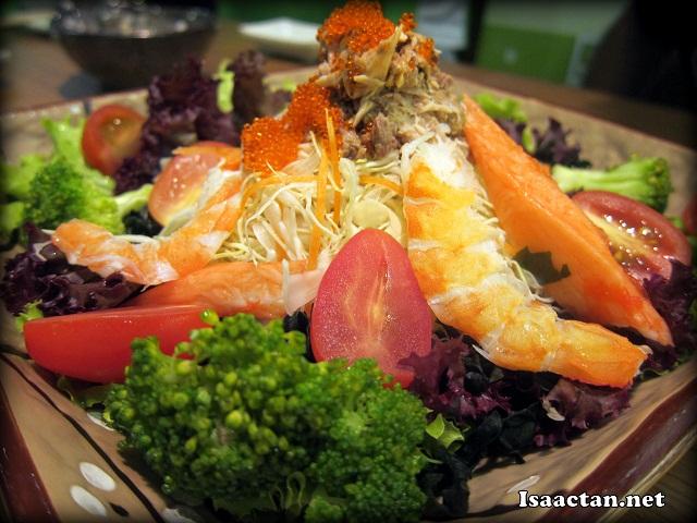 #1 Kaisen Salad - RM16.90