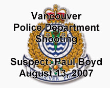 The execution of Paul Boyd Aug 13, 2007