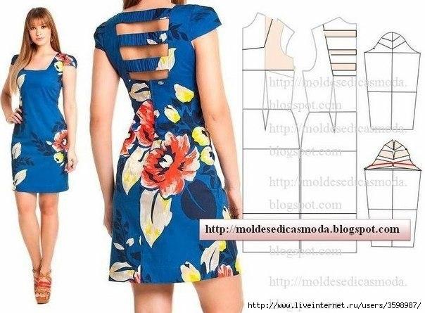 Платье своими руками о женском