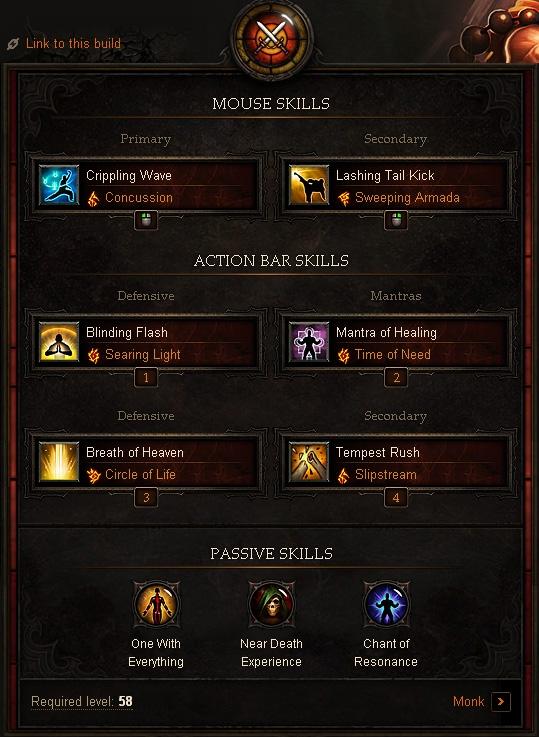 Diablo  Season   Men Build