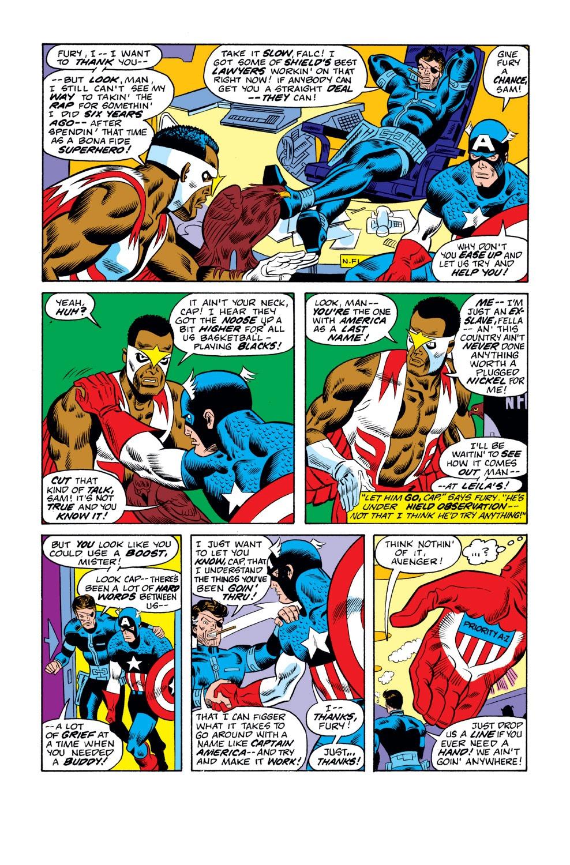Captain America (1968) Issue #191 #105 - English 7
