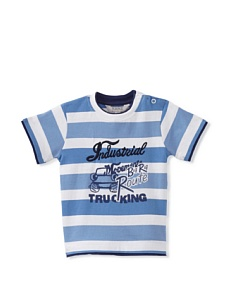 MyHabit: Up to 60% off Kanz for Baby Girls + Boys: Blued Tee