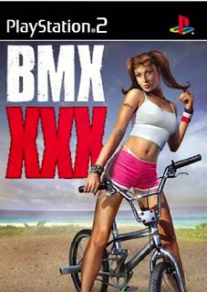 BMX XXX PS2