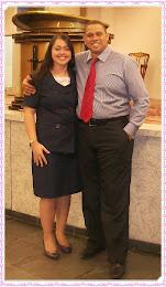 Eu e meu querido marido