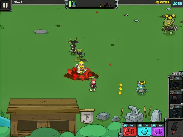 Tower Defence Game Reviews