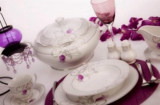 Rüyada Porselen Yemek Takımı