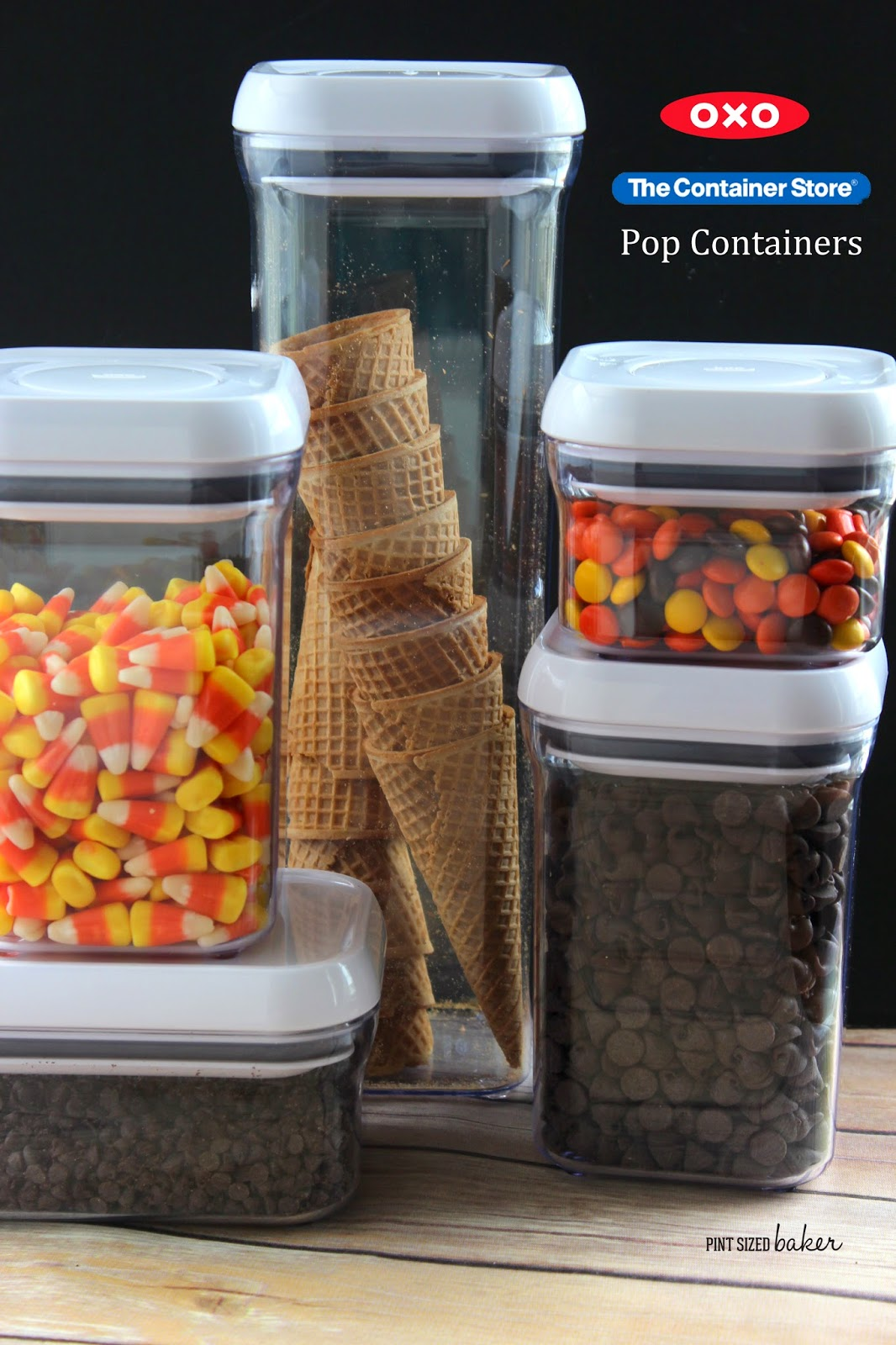 OXO Pop Top Containers