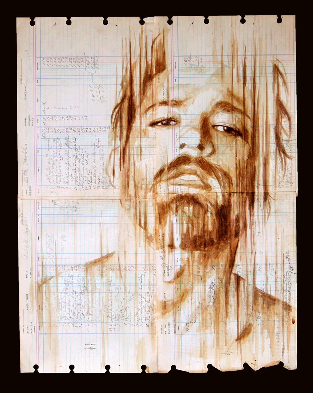 05-Ink-and-Coffee-Portrait-Paintings-Michael-Aaron-Williams-www-designstack-co