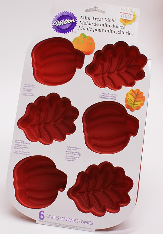 Wilton Silicone Mini Treat Molds