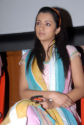 Trisha New Photo Album Stills