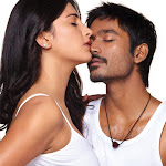 Dhanush Shruthi hassan Hot pics from 3 movie