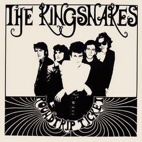 Los mejores discos de 1985 - THE KINGSNAKES - Roundtrip Ticket
