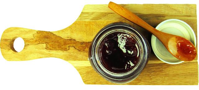 Pressure Cooker Strawberry Jam