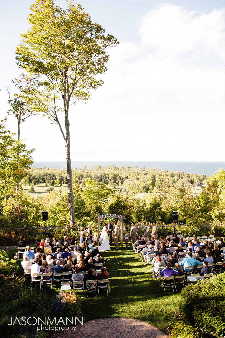 Jason Mann Photography - Door County Wedding at The Landmark Resort