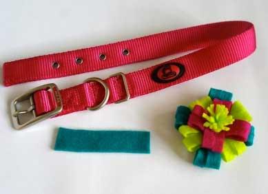 Cómo hacer un collar para perro en Recicla Inventa