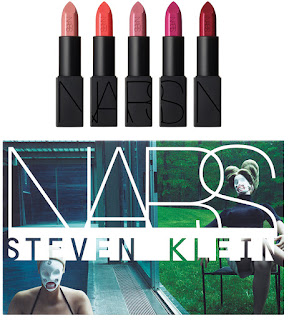 nars x steven klein collection batons