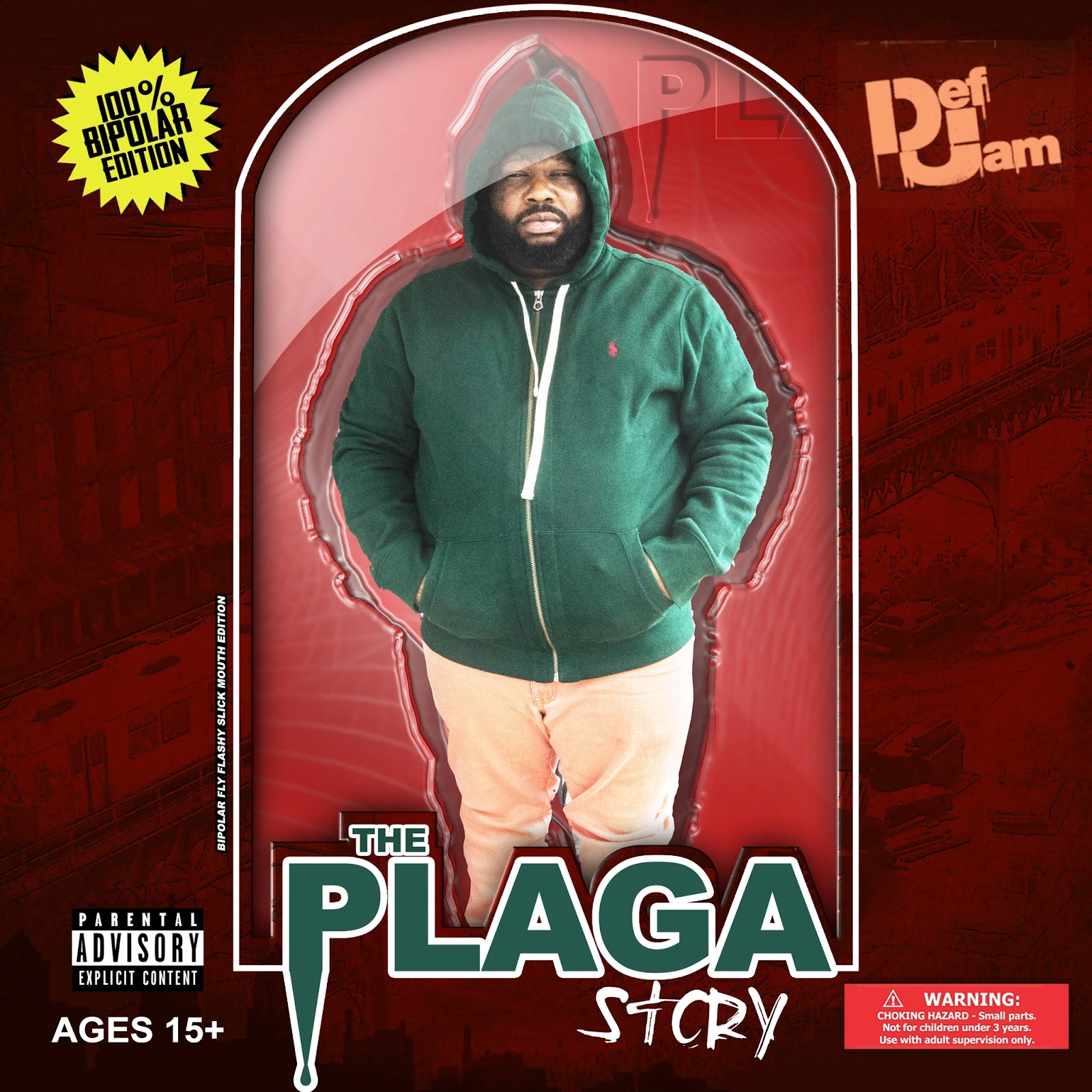 "Plaga - ""The Plaga Story"" Dropping 5/26/15 / www.hiphopondeck.com"