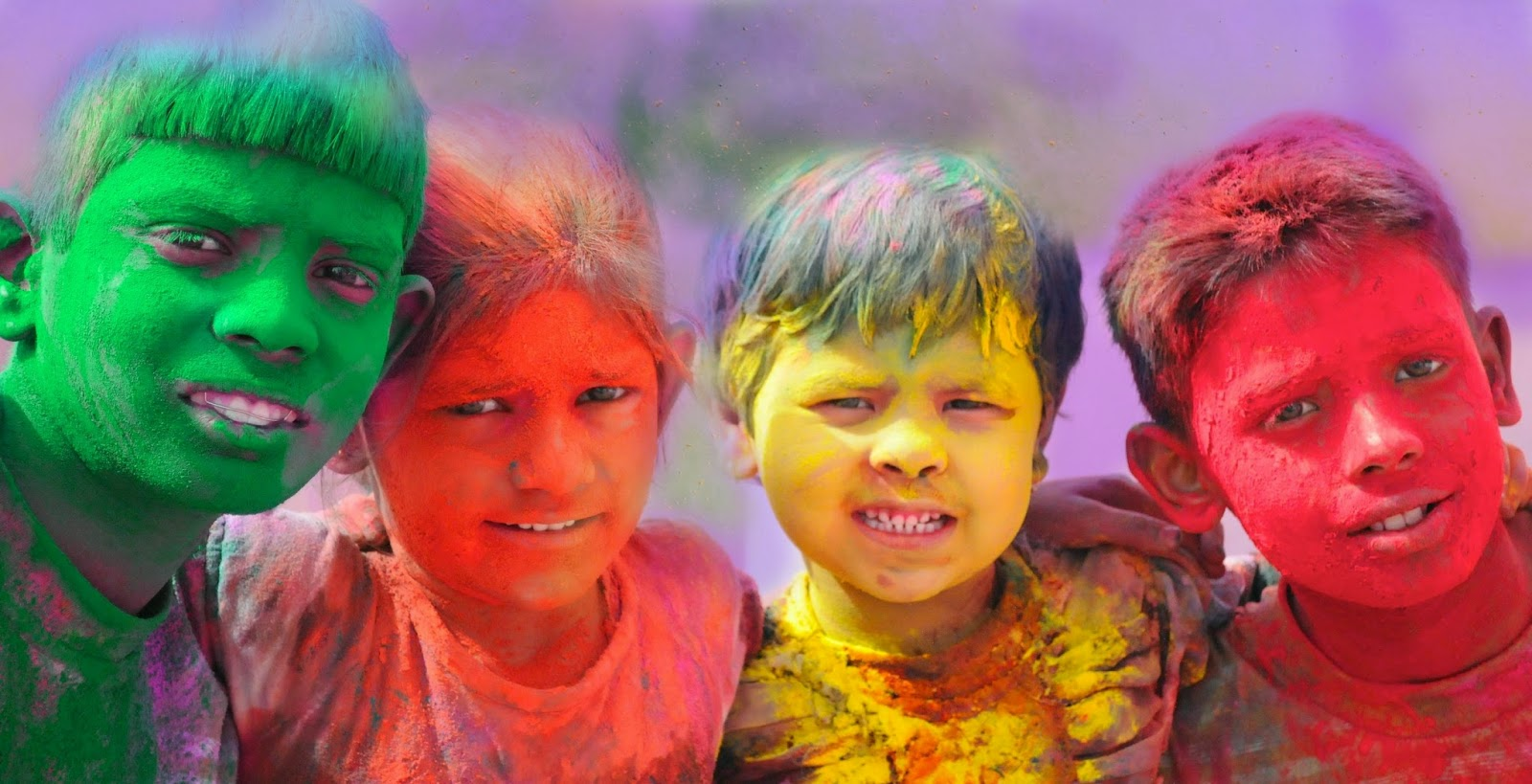 Happy Holi 2015 whatsapp status