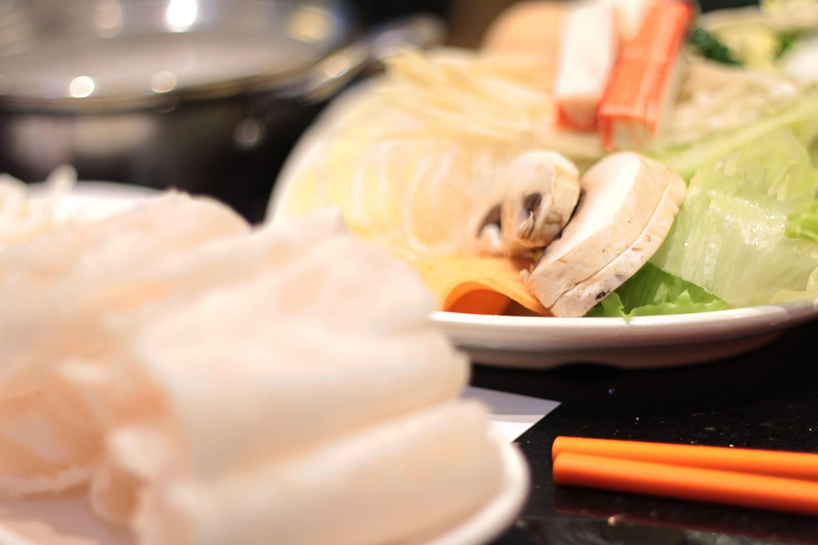 Yep yep hot pot sheffield review