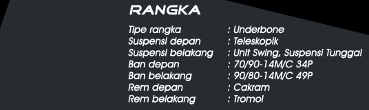 Info Harga-Spesifikasi-Model Yamaha XEON RC 2013
