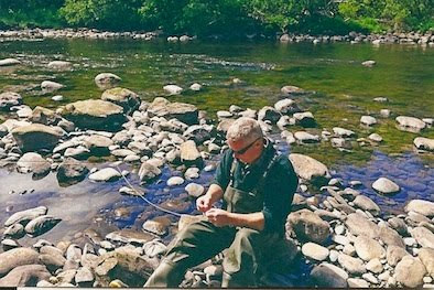 Salmon Fishing Guide for Tay area.