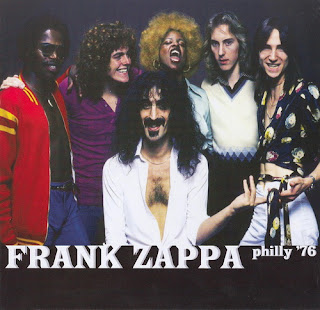 Frank Zappa-Philly.\'76