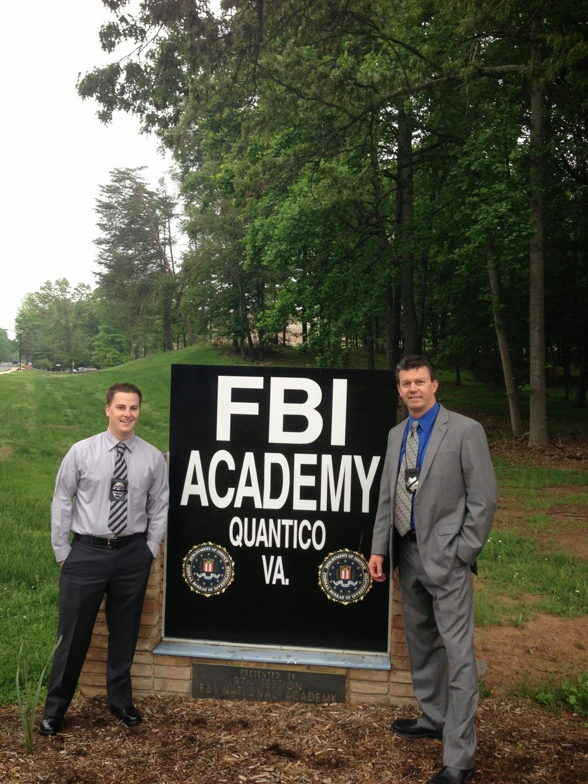 how to join the fbi academy