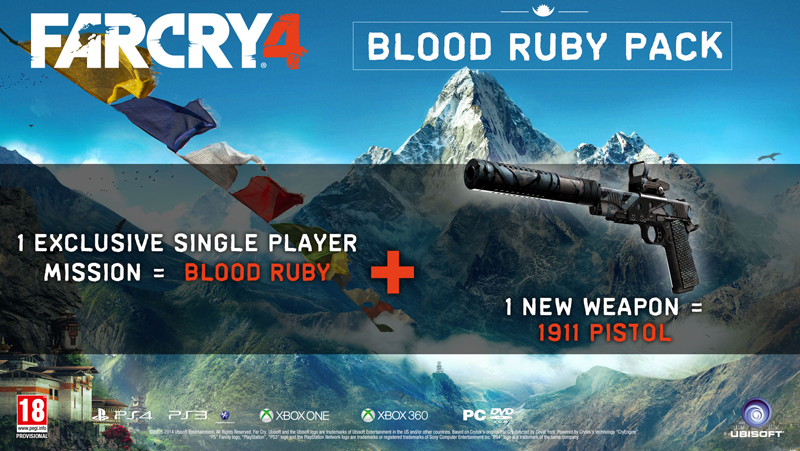Far cry 4 all dlc ps3 - 45