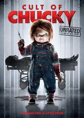 Cult Of Chucky (UNRATED) 2017 DVD R1 NTSC Latino