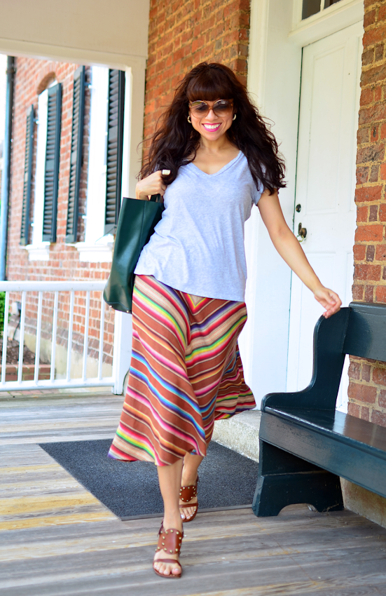How to wear ethnic prints
