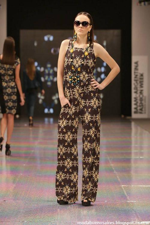 Calandra otoño invierno 2014 monos moda 2014.