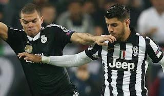 Hasil Liga Champions, Juventus Menang Tipis Atas Real Madrid 2-1